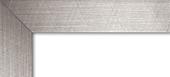 Holzrahmen Detailansicht Modern 3 Silber